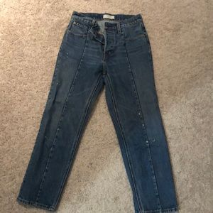 """Levi's """"Altered Straight"""" W 27"""